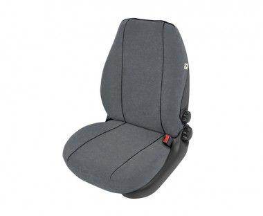 KEGEL Poťah na sedadlo vodiča VAN PASSENGER, veľkosť S1, farba sivá