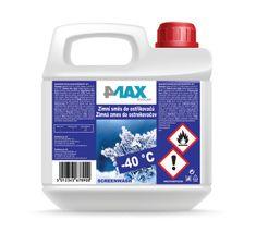 4MAX Nemrznúca zmes do ostrekovačov (-40°C) 5L