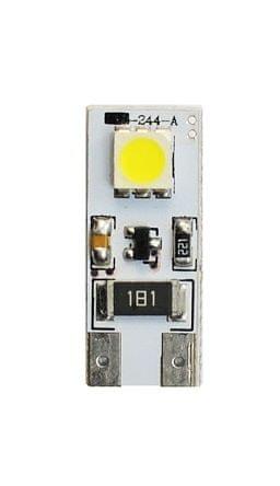 M-Tech LED žiarovky - Premium, typ W5W, biela, 0,48W