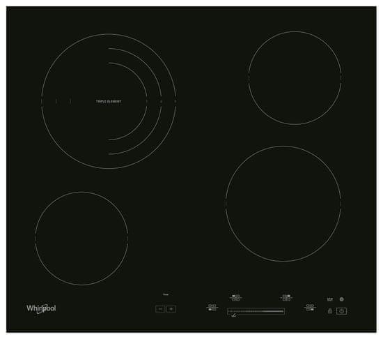 Whirlpool AKT 8900 BA - zánovné