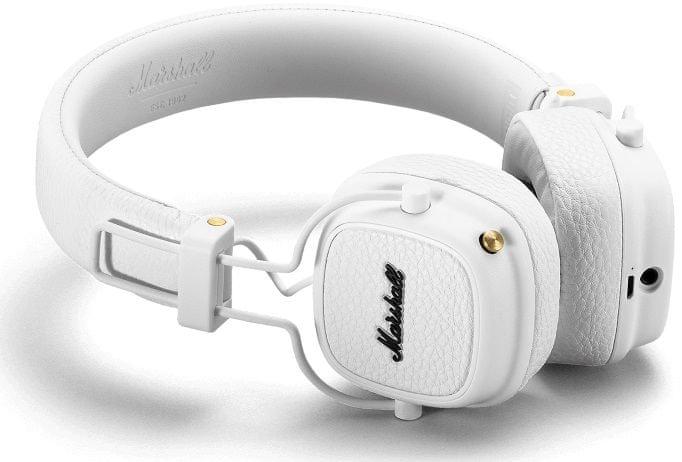 MARSHALL Major III Bluetooth, bílá