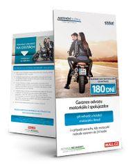Motorkou Bez Starostí – asistence 180 dní