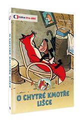 O chytré kmotře lišce (remasterovaná edice) - DVD