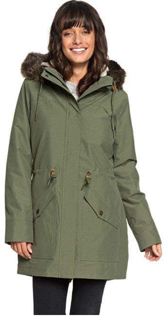 1 - ROXY Női kabát Amy 3n1 Jk Four Leaf Clover ERJJK03235-GPH0 (méret ... e6d49ee79f