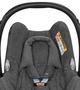 4 - Maxi-Cosi autosjedalica CabrioFix 2019 Sparkling grey, siva