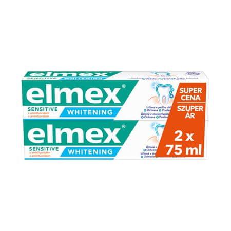 Elmex Zubní pasta Sensitive Whitening 2ks