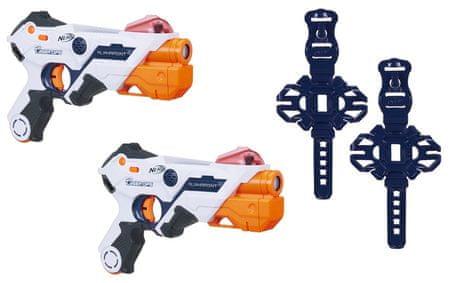 Nerf pištoli Laser Ops Pro Alphapoint, dvojno pakiranje