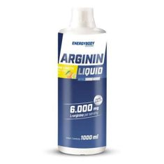 EnergyBody L-Arginine Liquid 1000ml.