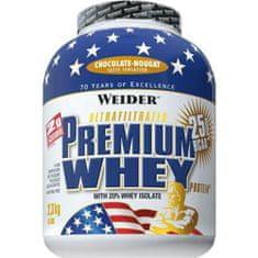Weider Premium Whey Protein 2.3kg - vanilka-karamel