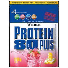 Weider Protein 80 Plus 500g sáček - vanilka