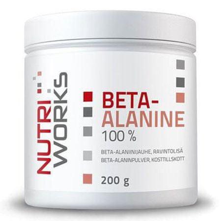 NutriWorks Beta-Alanine 200 g