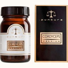 Puntura Cordyceps Premium 100 kapslí