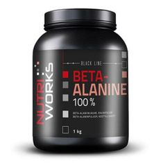 NutriWorks Beta-Alanine 1000 g