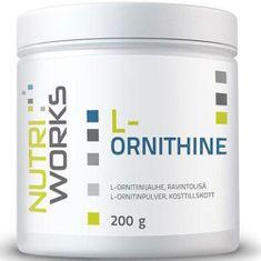NutriWorks L-Ornithine 200 g