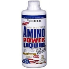 Weider Amino Power Liquid 1000ml. - mandarinka