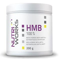 NutriWorks HMB 200 g
