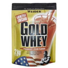 Weider GOLD Whey 2kg - čokoláda