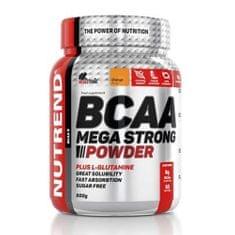 Nutrend BCAA Mega Strong Powder - 500g - pomeranč