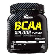 BCAA Xplode 500g - ananas