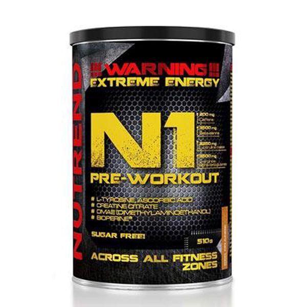 Nutrend N1 PRE-Workout 510g - grep