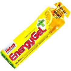 High5 EnergyGel Plus 40g