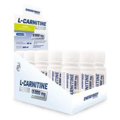 EnergyBody L-Carnitine Liquid 3000mg 15x 60ml.