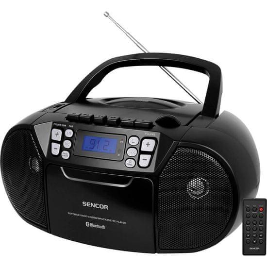 SENCOR Radiomagnetofon SPT 3907