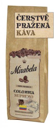 Mirabela sveža kava Colombia Supremo, 225 g