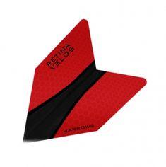 Harrows Letky Retina Velos - Red F2237