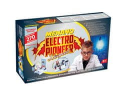 MEHANO set eksperimentov Elektropioneer Advanced E185