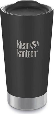 Klean Kanteen Nerezový termohrnek Insulated Tumbler - shale black 473 ml