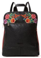 Desigual plecak damski czarny Bols Mex Nanaimo
