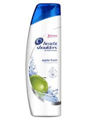 Head & Shoulders šampon Apple Fresh, 400 ml