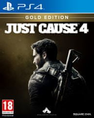 Square Enix igra Just Cause 4 Gold Edition (PS4)