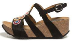 Desigual dámské sandály Shoes Odisea Flower Bead