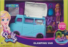 Mattel Polly Pocket - karavan