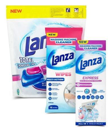 Lanza Starter Pack