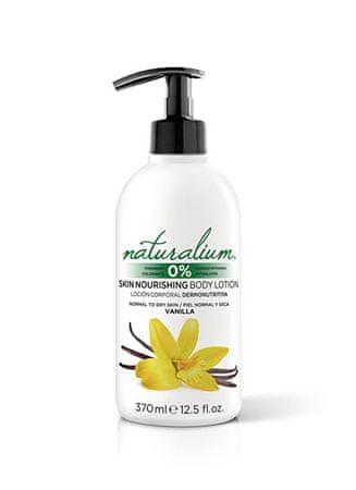 Naturalium Nawilżający mleczko do ciała (Skin Nourishing Body Lotion) pojemności 370 ml