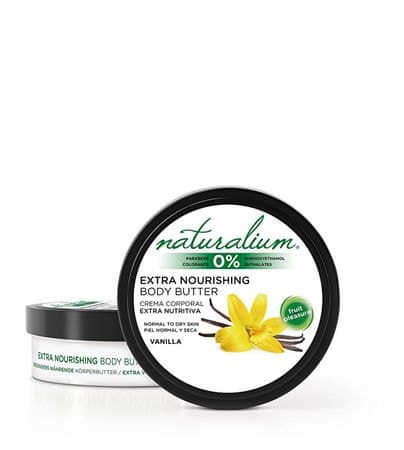 Naturalium (Extra Nourishing Body Butter) 200 ml