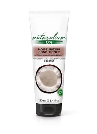 Naturalium Kondicionér pre hydratáciu vlasov Kokos (Moisturizing Conditioner) 250 ml