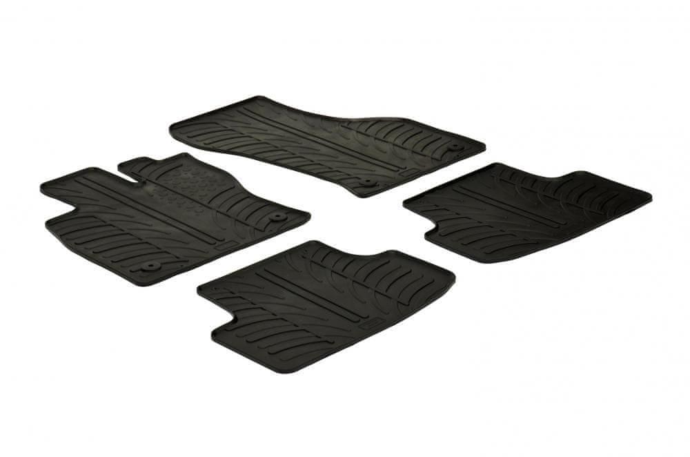 Gledring Gumové autokoberce Seat Leon 2013-