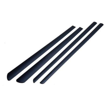 Rider Boční ochranné lišty Mitsubishi ASX 2010-2012 (hatchback)