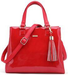 Tamaris červená kabelka Madina