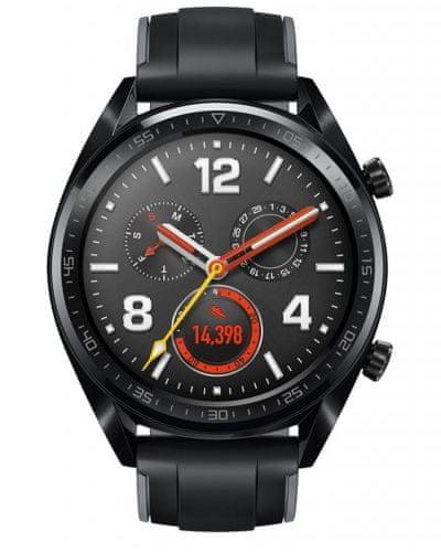 Huawei Watch GT Sport, Black