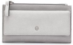 Tamaris dámská šedá peněženka Malou