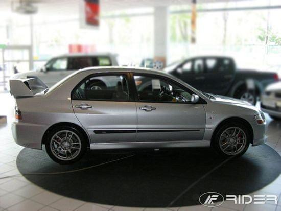 Rider Boční ochranné lišty Mitsubishi Lancer 2005-2007 (sedan)