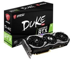 MSI grafička kartica DUKE OC GeForce RTX 2080, 8 GB GDDR6