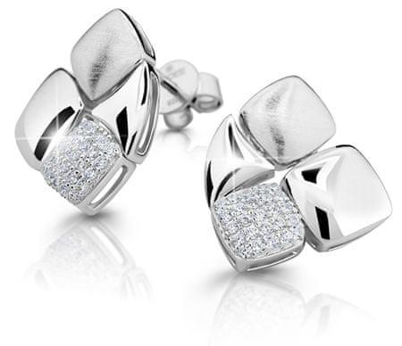 Modesi Projektowanie srebrne kolczyki M23046 srebro 925/1000