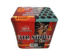 Ohňostroj AIR SHOW 36 ran