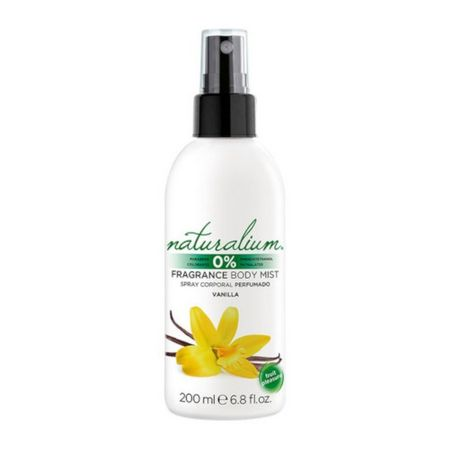 Naturalium Peeling do Tělo Wanilia (Fragrance Body Mist) 200 ml